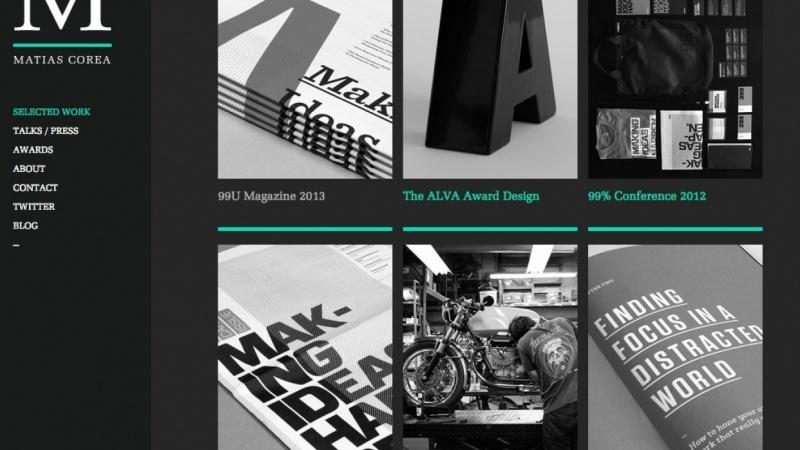 Matias Corea's Portfolio Site