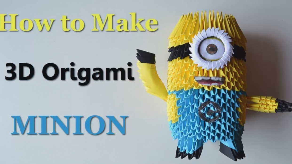 3d origami for kids: origami owl instructions | 699x1242