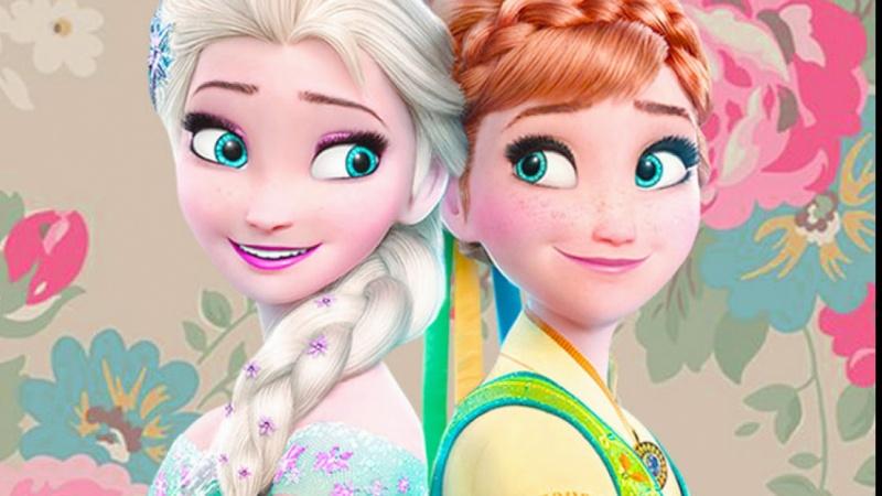 Frozen Fever IPhone Wallpaper