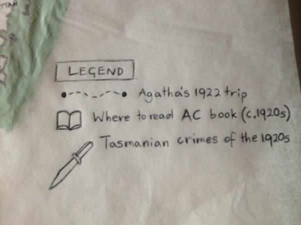 Agatha Christie's Tasmania: from 1922 to 2.0!