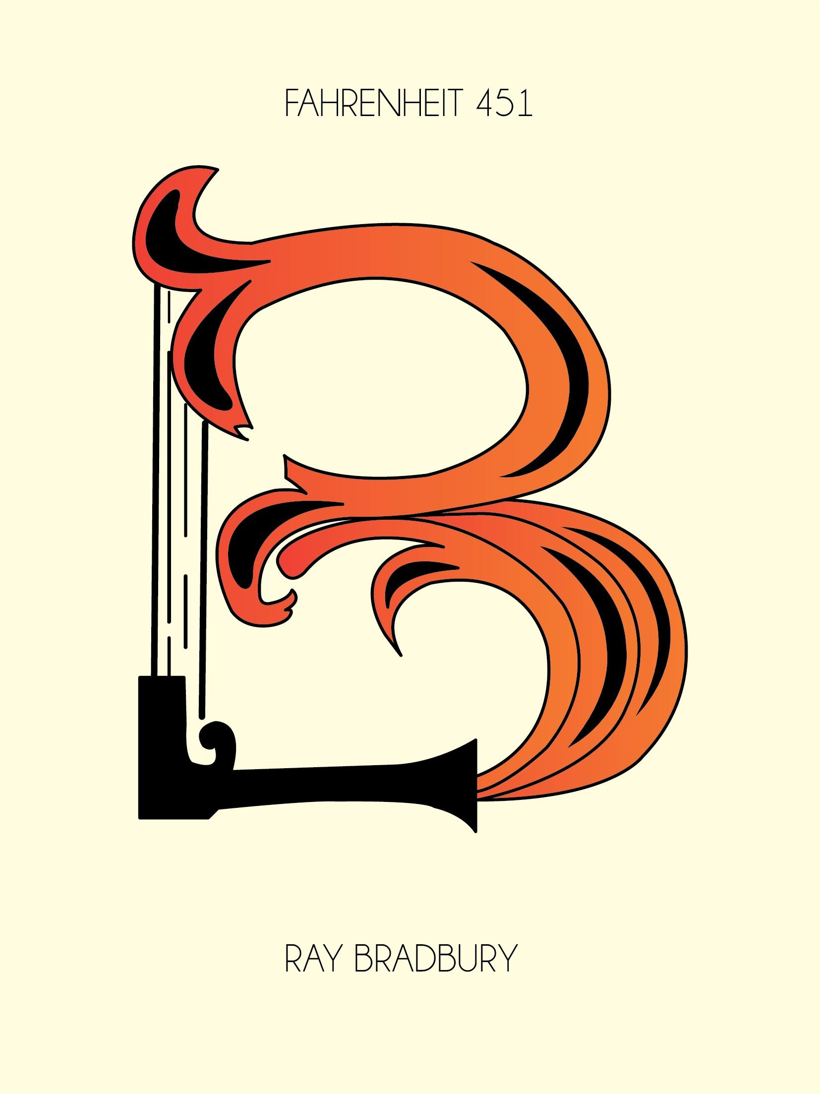 Fahrenheit 451by Ray Bradbury Skillshare Projects
