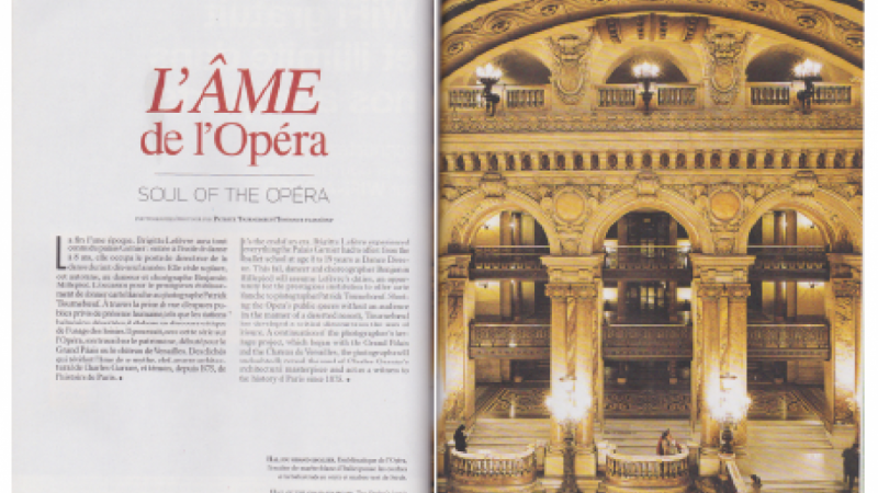 Soul of the Opera (Paris Worldwide)