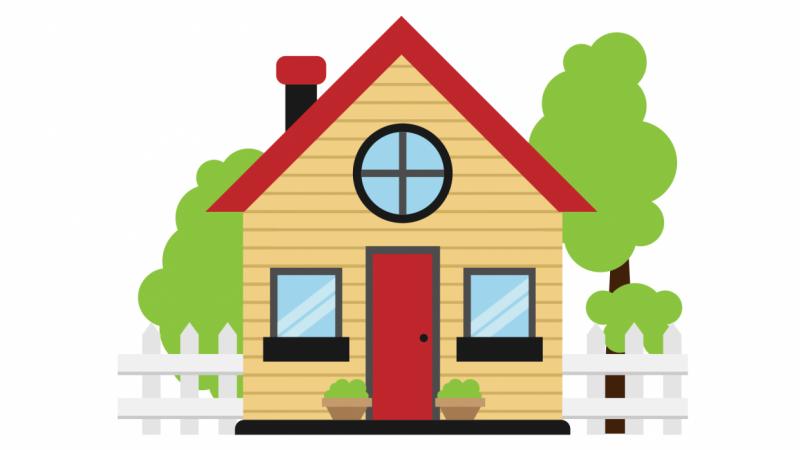 Cute Simple House