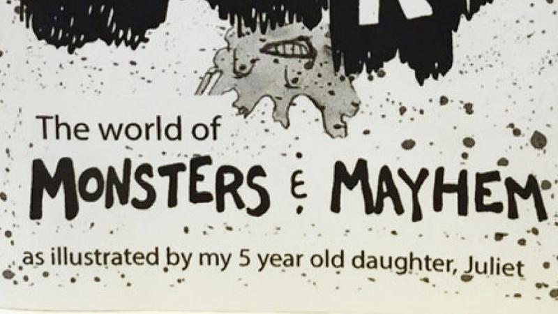 Monster maker skillshare projects