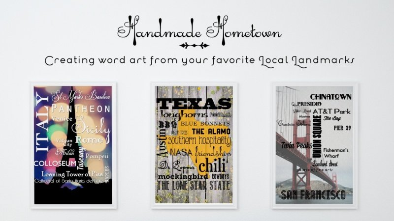 Word Art Examples