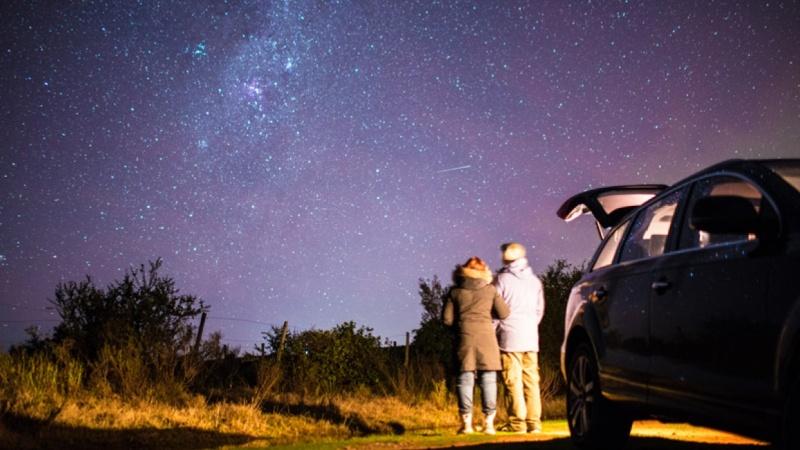 Uruguay Milky Way