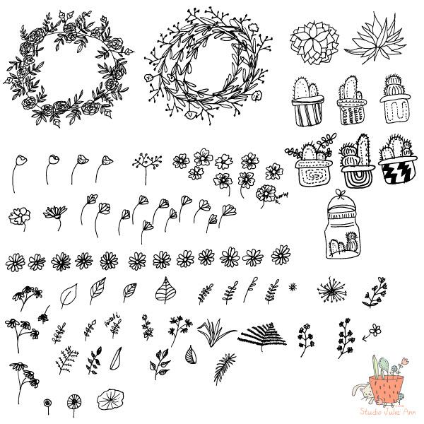 line drawings skillshare projects
