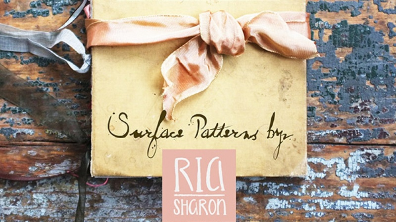 Ria Sharon: Surface Patterns
