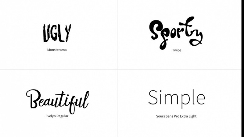 The Art Of Typography Class Projects