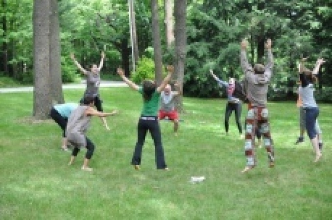 What if exercise was a playful expression of feeling alive?
