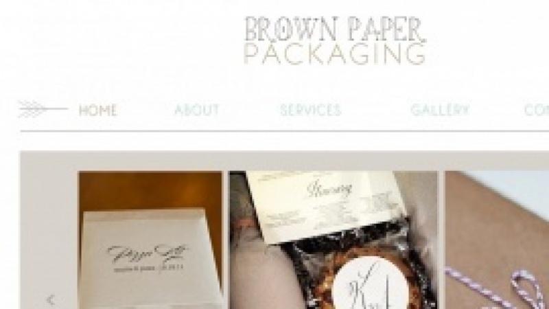 Brown Paper Packaging