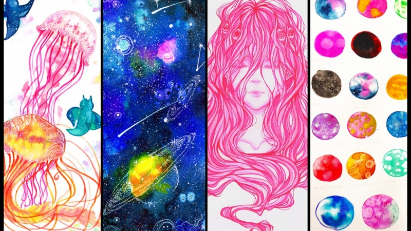 Violeta's Class Projects ~