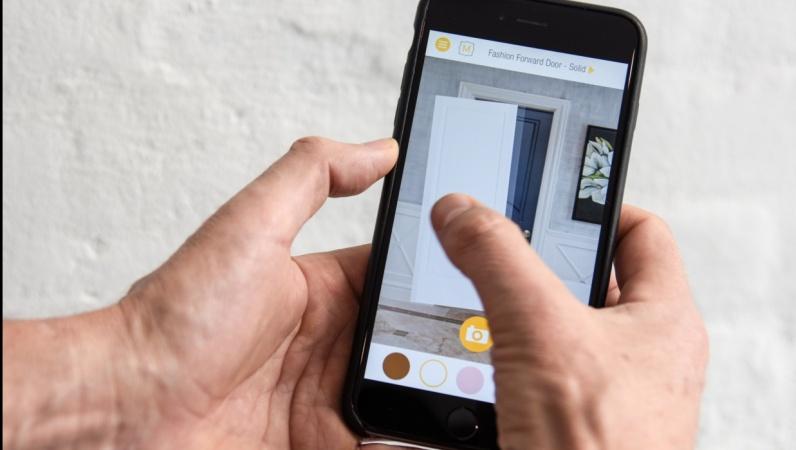 Metrie Door App