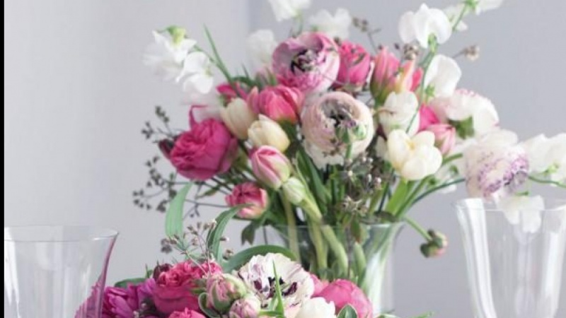 Floral design a beginners guide to flower arranging