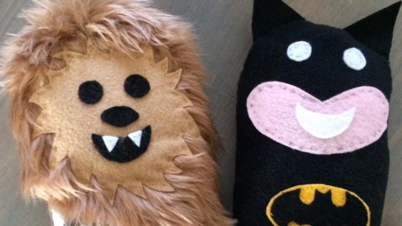 Chewbacca Batman