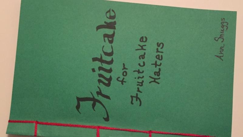 Fruitcake for Fruitcake Haters