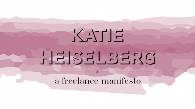 "Freelance Graphic Designer, ""Maker"""