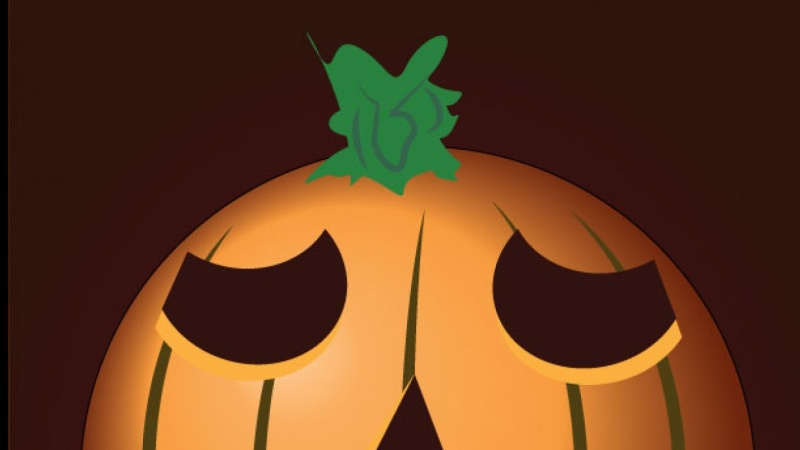 The Pumpkin Who Never Went Trick Or Treating