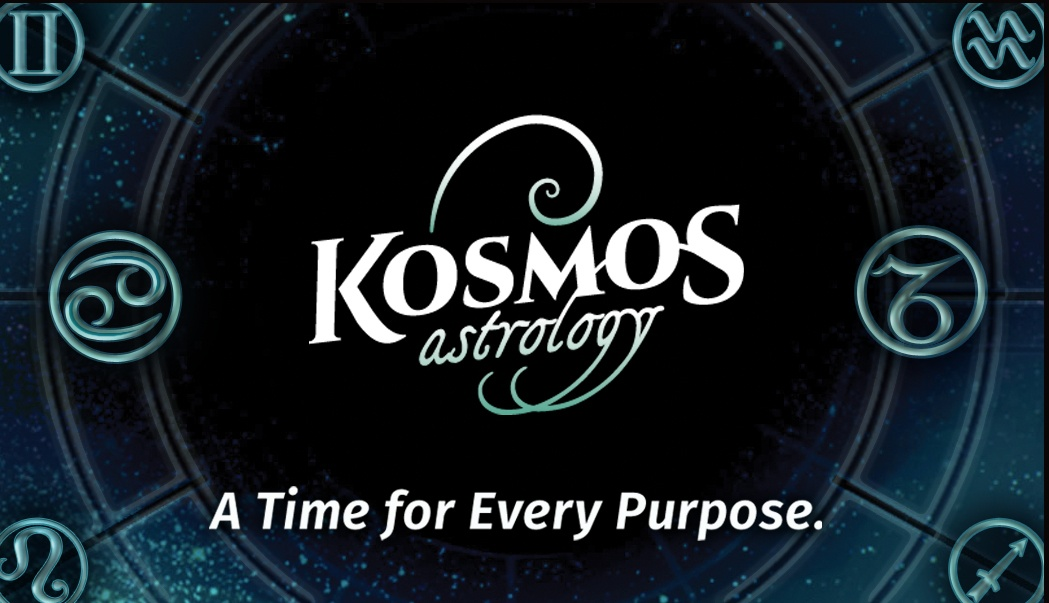 Kosmos Astrology business card + eclipse tables | Skillshare Projects