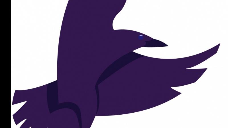 Crow logo skillshare projects sciox Choice Image