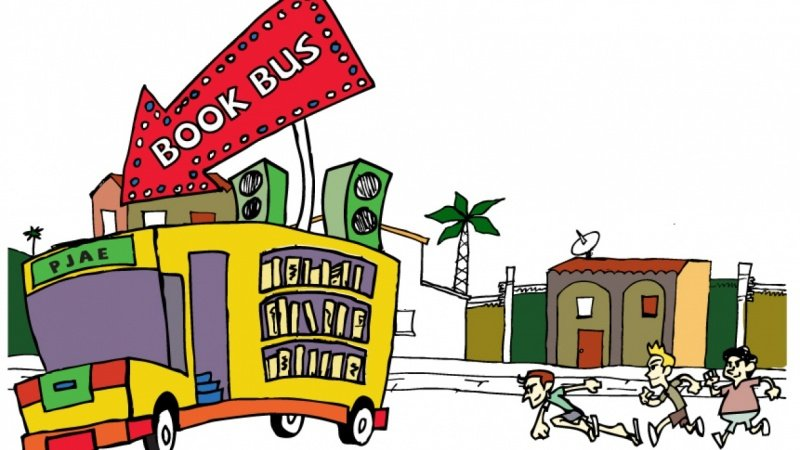 project book bus