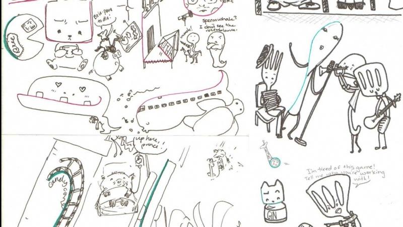 Doodlesheet