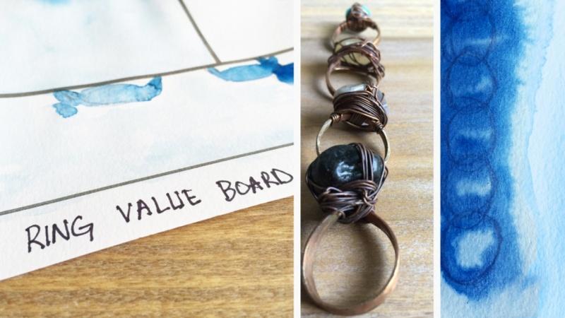 Ring Value Board