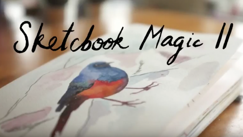 Sketchbook Magic II