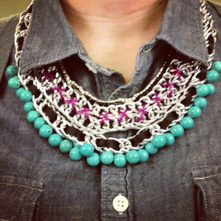 Megan's Statement Necklace