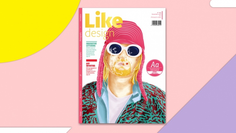 LIKE Design - personal magazine