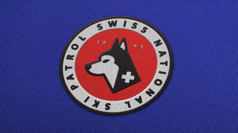 Swiss Ski Patrol Patch