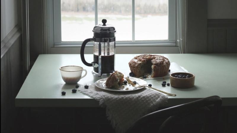 A Quiet Coffee Break