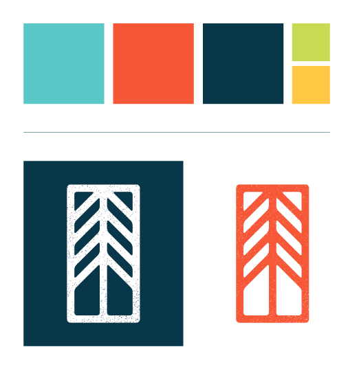 Foxmeadow Creative Rebrand Skillshare Projects