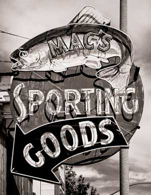 Mac's Sporting Goods, Photo by Thomas Hawk on Flickr