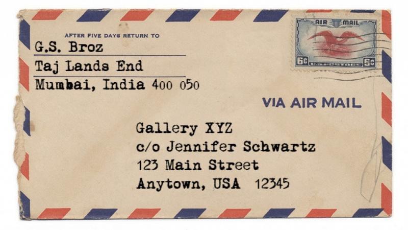 Air Mail promo