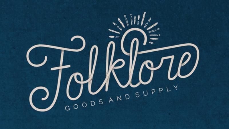 Folklore Logo | Skillshare Projects