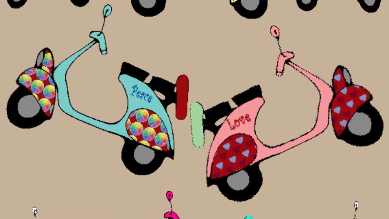 A joy ride