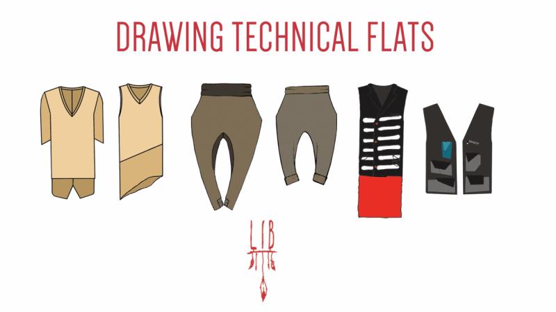 LIB Technical Flats