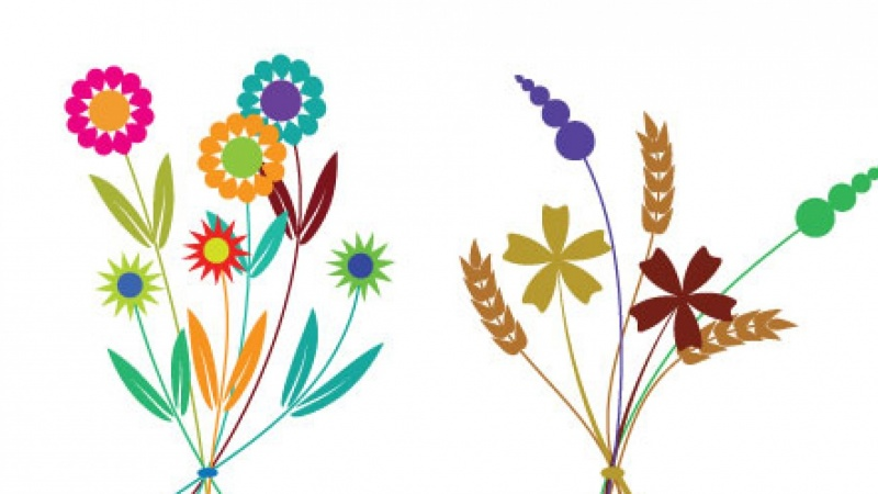 brush bouquets