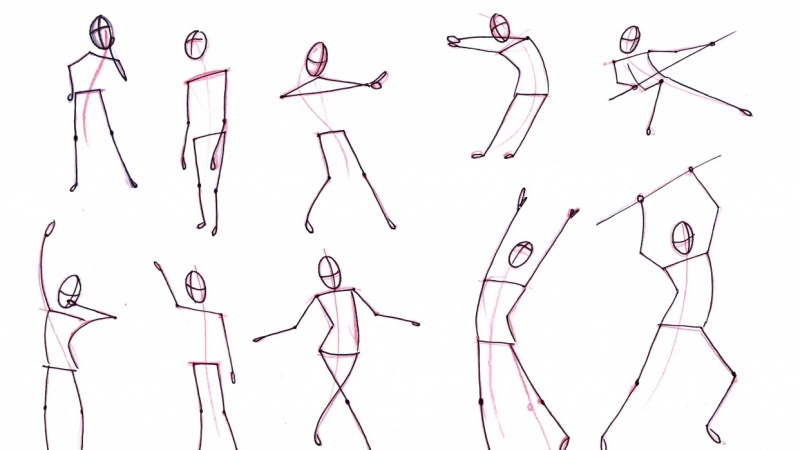 drawing dynamic gestures