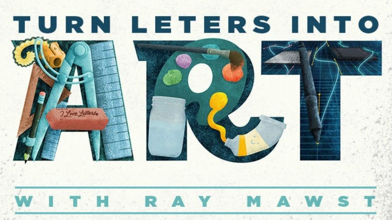 Ilrative Lettering Turn Letters Into Art