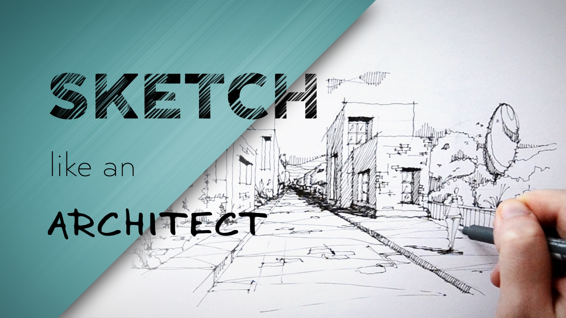 PUBLISHED] Sketch Like an Architect: Step-by-Step from Lines to ...
