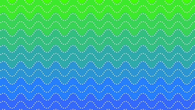 Dotty Ombre Pattern