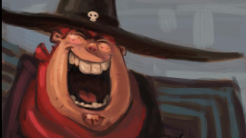 Sheriff the Kid vs Texas Red