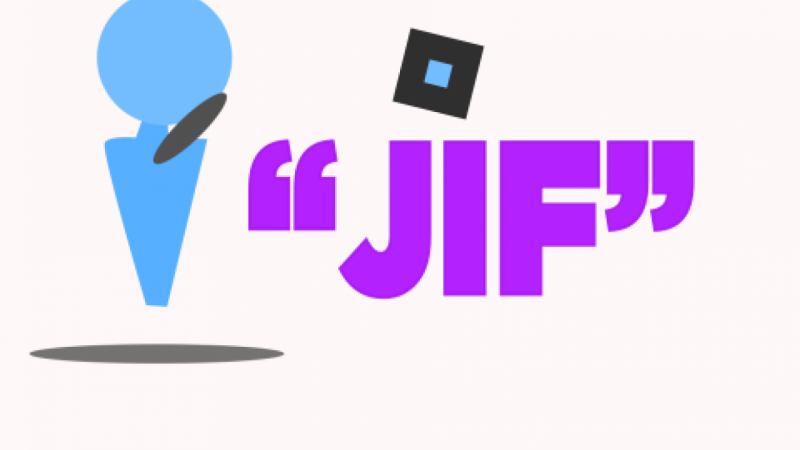 A looping Jif
