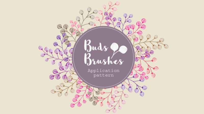 Buds brushes