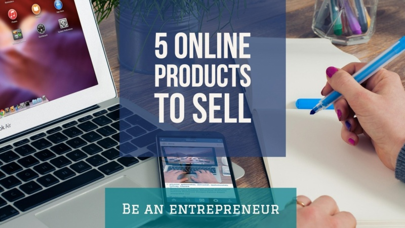 5 Online Products to sell: Channel Challenge