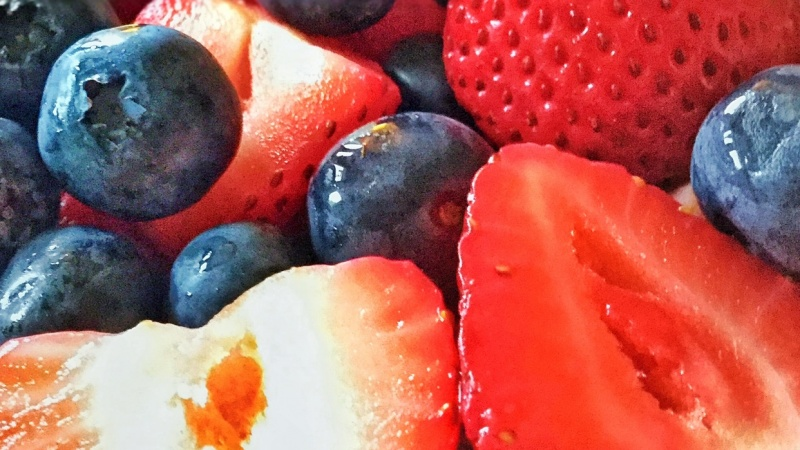 Delicious, fresh fruit