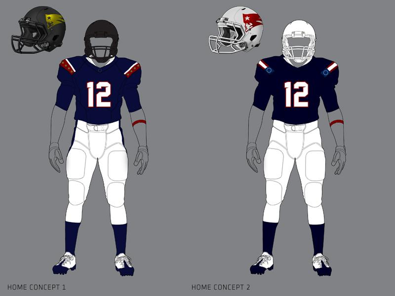 official photos 8238b 2efe7 New England Patriots | Skillshare Projects
