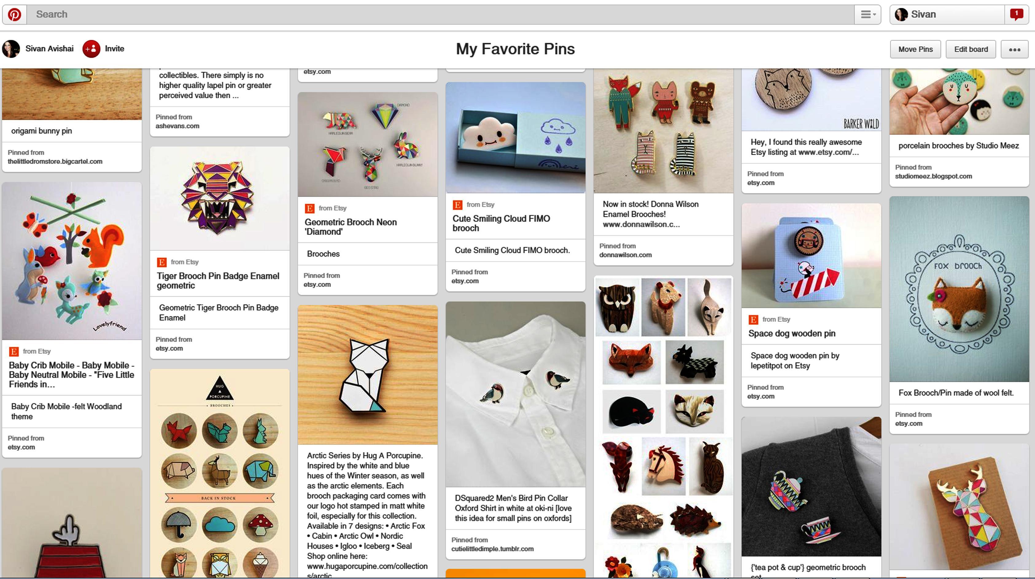 Hey Foxy!!! My pen tool enamel pin project | Skillshare Projects